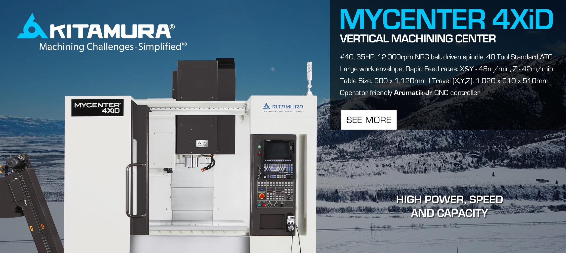 Mycenter 4XiD