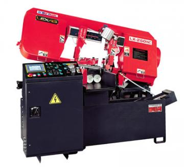 Lexas 250NC Fully-automatic Band Saw