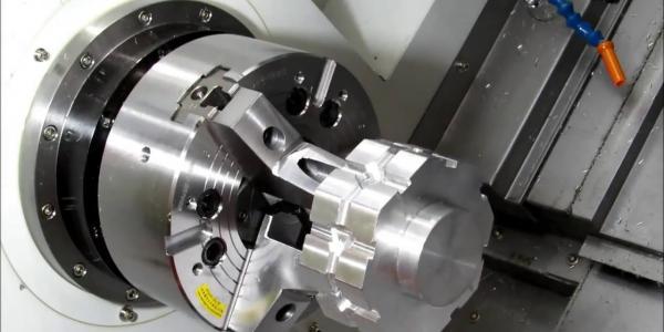 Leadwell LTC 25SMY CNC lathe