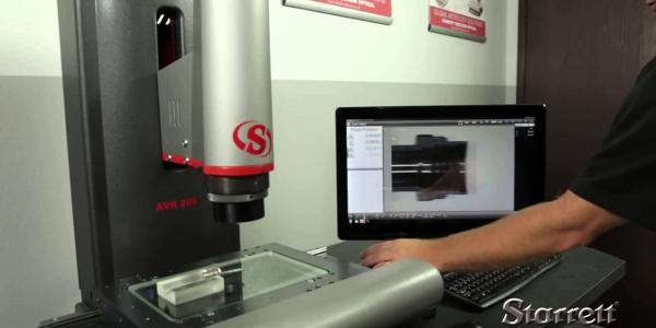 AVR and MVR Vision Systems by The L.S. Starrett Company