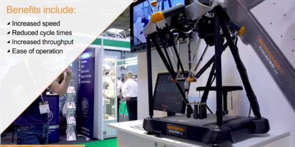 Renishaw touch trigger Equator™ system - fast flexible gauging