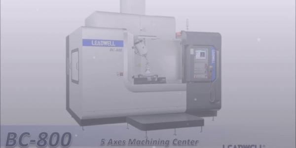 LEADWELL VIDEO BC-800