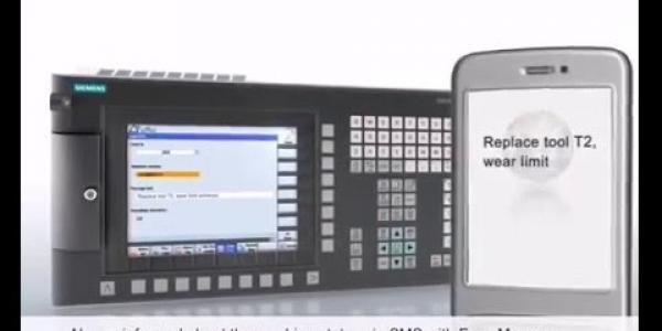 SINUMERIK 828D BASIC CNC Control