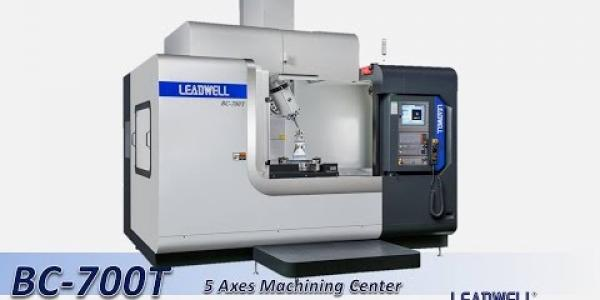 LEADWELL VIDEO BC -700T
